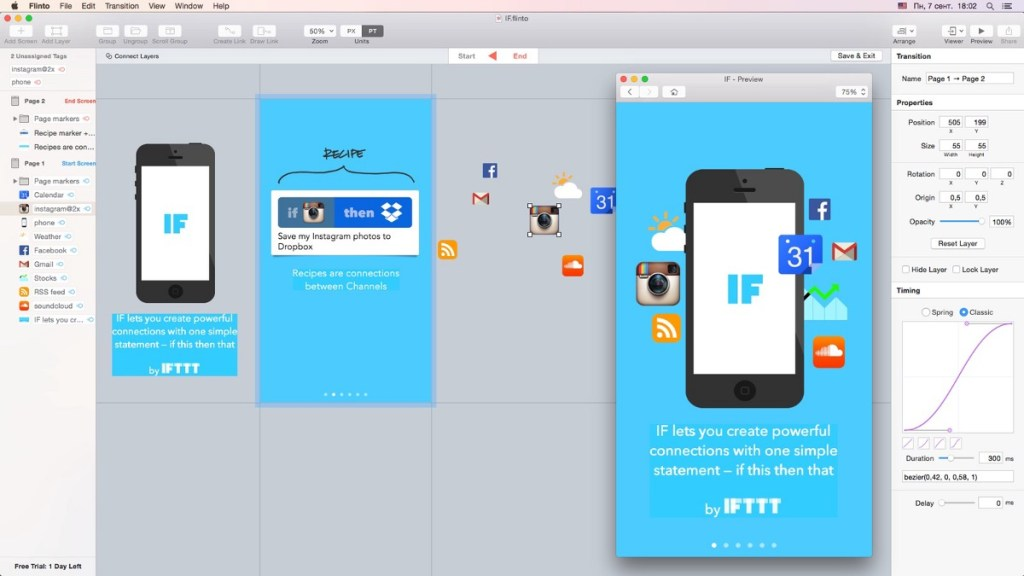công cụ thiết kế giao diện app